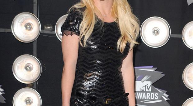Britney Spears is looking forward to turning 30