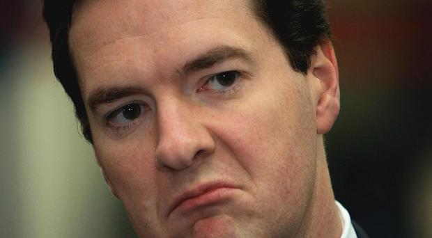 George Osborne has said that eurozone countries have just six weeks to come up with a solution to the European debt crisis