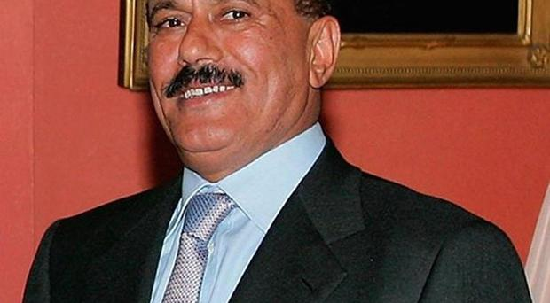 Troops loyal to President Ali Abdullah Saleh tried to storm a protesters' encampment in Sanaa