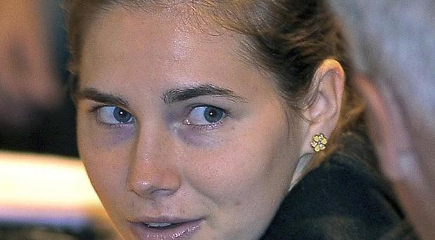 Prosecutor have said Amanda Knox's prison serntence should be increased to a life term (AP)