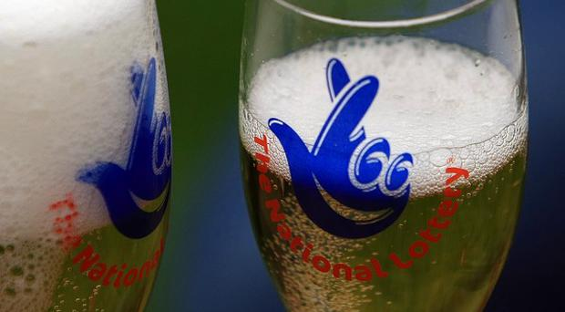 One winner has scooped more than four million pounds on the National Lottery