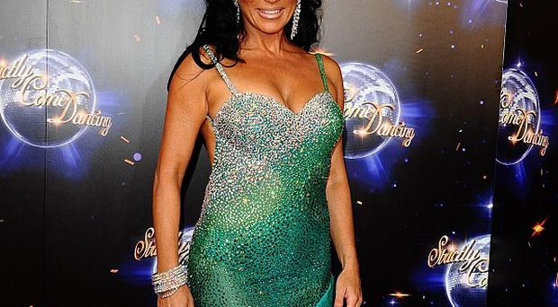 Nancy Dell'Olio says her popularity can often scare men away