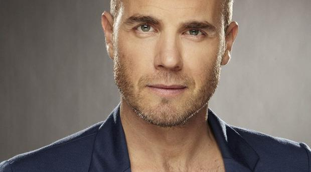 Gary Barlow could write the winner's song on this year's X Factor