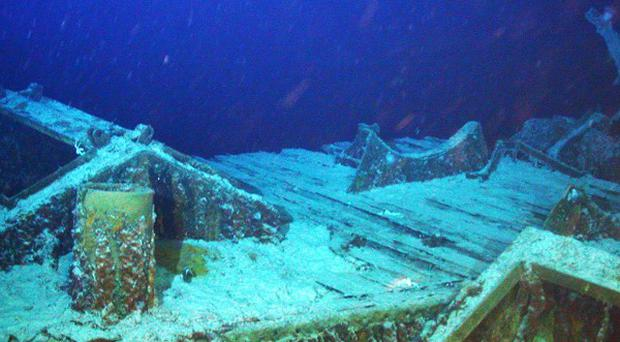 Marine explorers have found the site of a British cargo ship sunk by a German U-boat during the Second World War