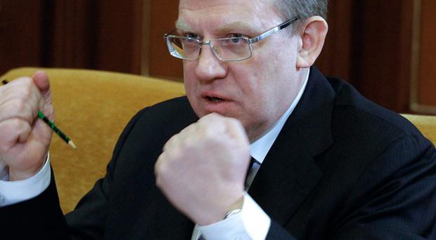 Russian finance minister Alexei Kudrin has been forced out of office (AP)