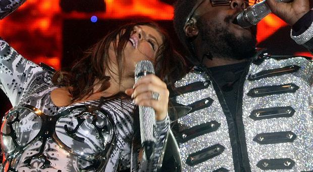 The Black Eyed Peas will play at the Michael Jackson memorial gig
