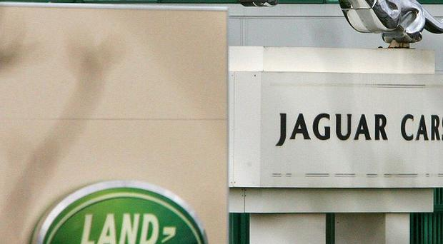 Police have launched an investigation after a worker was killed at a Jaguar Land Rover factory