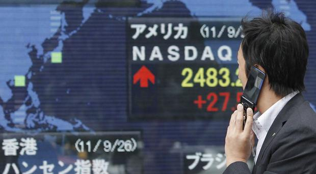 Plans to resolve Europe's debt problems helped boost stocks all over the world (AP)