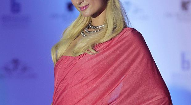 Paris Hilton would like a Bollywood role