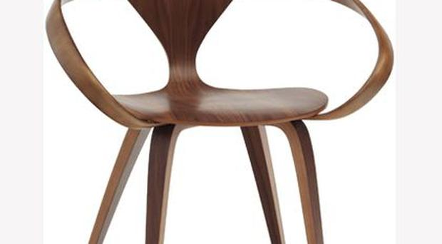 <b>1. Cherner Classic Walnut</b><br/> What Norman Cherner's walnut-veneered plywood armchair lacks in slouchy comfort, it more than makes up for with its haughty good looks. One for design fans who prefer style over soft seating. <br/> <b>Price: £1,058, conranshop.co.uk</b>