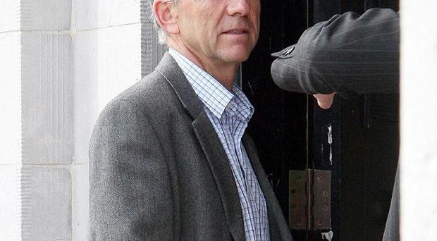 Alan Simmons, retired chairman of Concorde and Poster Link, who was called as a witness in the murder of schoolgirl Jennifer Cardy