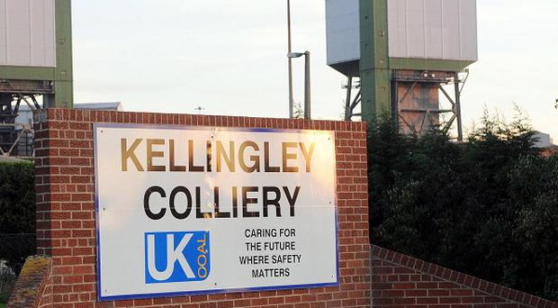 One of the miners trapped underground has died, UK Coal confirmed