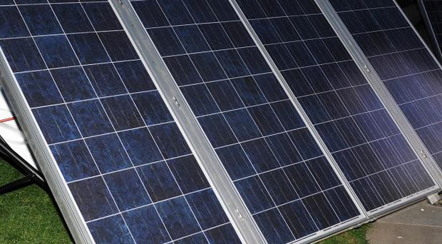 Internet search giant Google is looking to plug into solar power systems