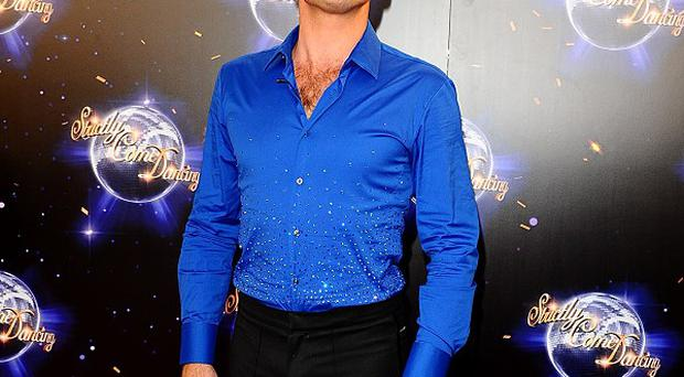 Jason Donovan says he needs to lighten up for his Strictly performances