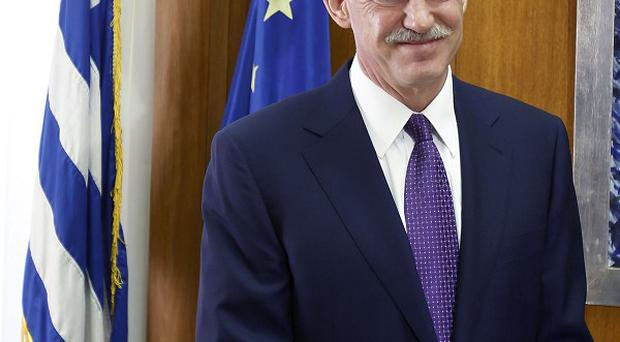 Greek Prime Minister George Papandreou insisted the country can survive the financial crisis