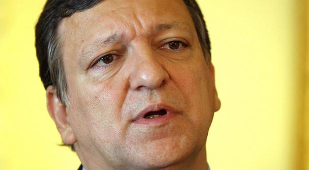 Jose Manuel Barroso called for Europe to be more united as it tackles the debt crisis