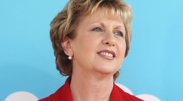 President Mary McAleese as she officially opens LauraLynn House, Ireland's first children's hospice