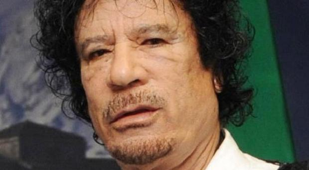Muammar Gaddafi is thought to be hiding in Libya's southern desert