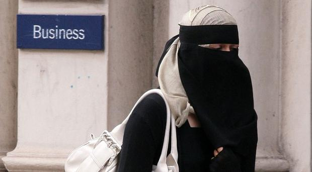 The Swiss are considering banning face veils in public