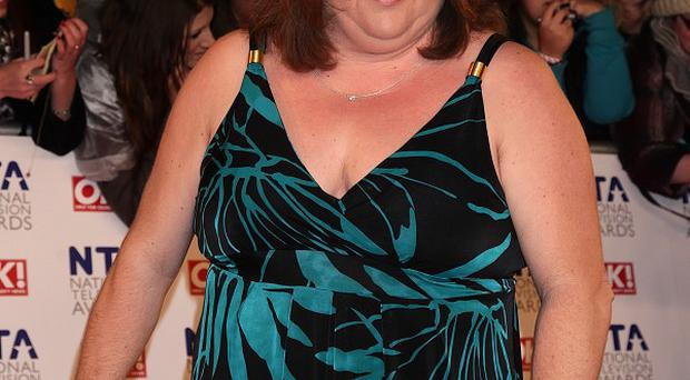 Cheryl Fergison will be going out with a bang when she leaves EastEnders