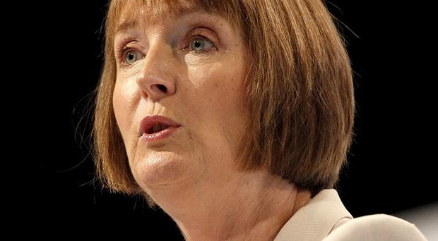Harriet Harman is set to accuse the Government of plotting to remove millions of core Labour voters from the electoral role