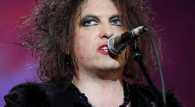 The Cure are nominated to join the Rock and Roll Hall of Fame