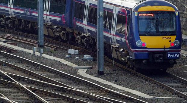 The rail industry is aiming to cut costs by 1.3 billion pounds a year by the end of this decade