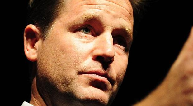 Nick Clegg is to appeal to European governments to stand 'shoulder-to- shoulder' in the face of the financial crisis