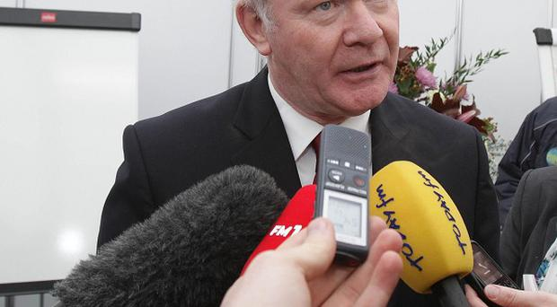 Martin McGuinness said he was 'ashamed' about republican involvement in the Enniskillen Poppy Day bombing