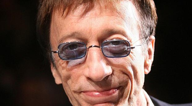 Robin Gibb wrote the song with his brothers Barry and Maurice