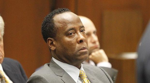 Dr Conrad Murray denies involuntary manslaughter in the death of Michael Jackson (AP)