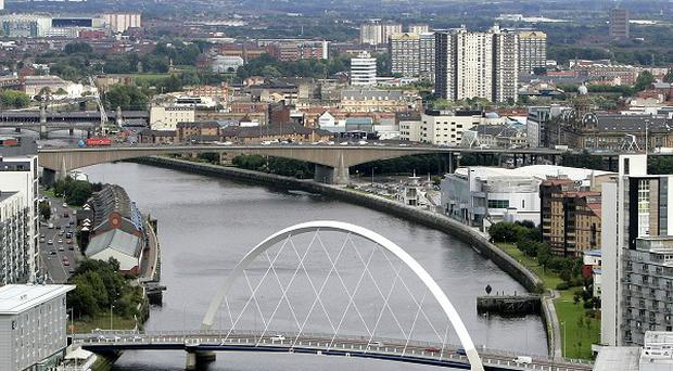 Those growing up in Glasgow are more likely to have determination, perseverance and passion, a new study claims