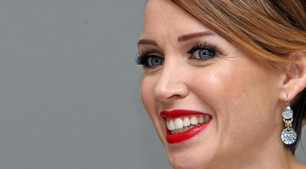Dannii Minogue hasn't ruled out a role on Britain's Got Talent