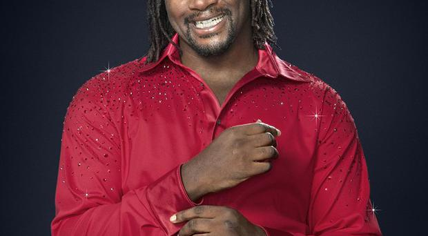 Audley Harrison will be performing a waltz on the show