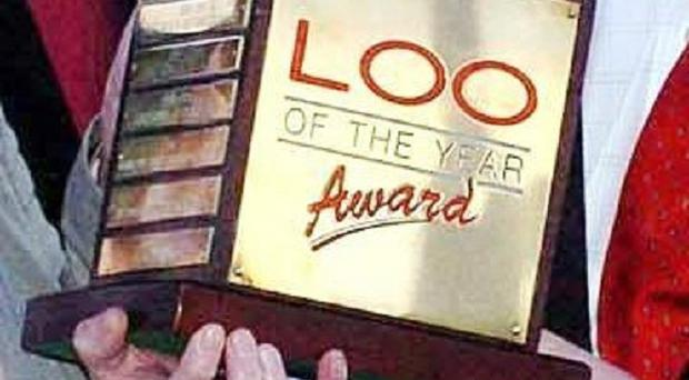Councils are spending more than 1,2 million pounds a year on awards ceremonies such as the Loo of the Year, it has been revealed