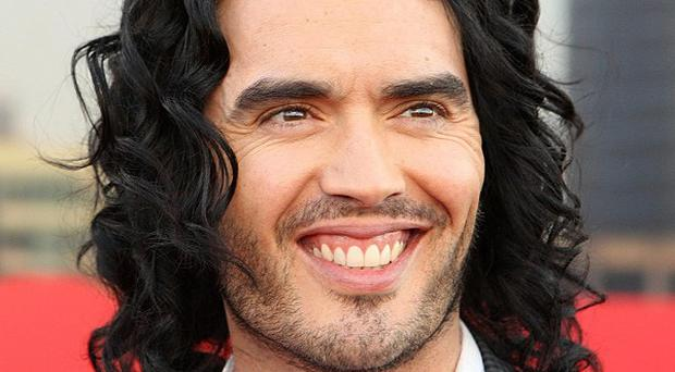 Russell Brand is to be the first guest on The Rosie Show