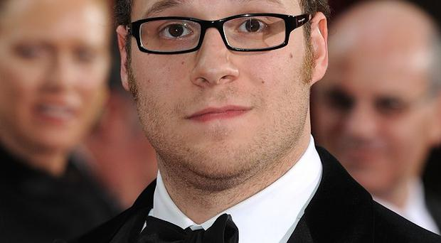 Seth Rogen says he dealt with his friend's cancer diagnosis by making jokes