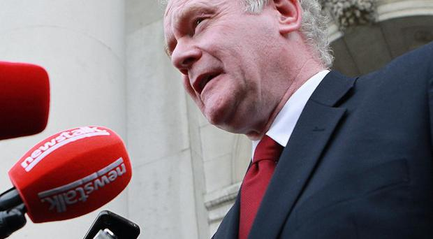 Martin McGuinness is one of seven confirmed candidates for the presidency of Ireland