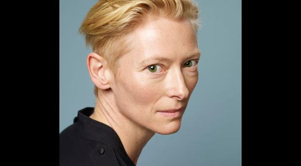 <b>Androgyny </b><br/> <b>Celebrity embodiment</b><br/> Tilda Swinton. Every week she looks more and more like David Bowie.