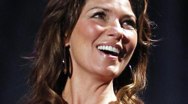 A man has said he will plead guilty to stalking Canadian singer Shania Twain (AP)
