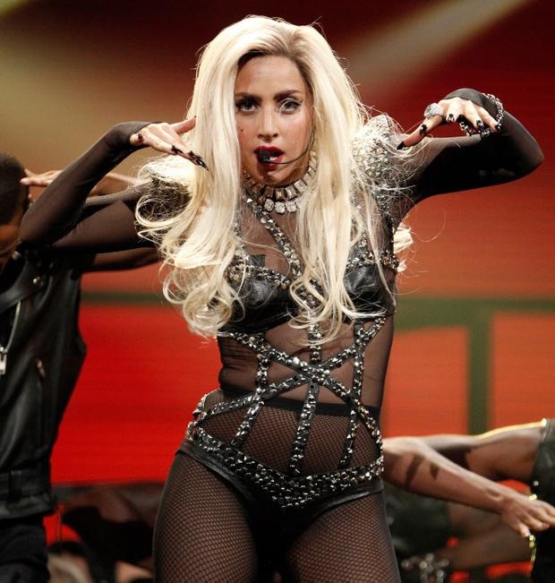 Lady Gaga is tipped to be a winner at the MTV awards
