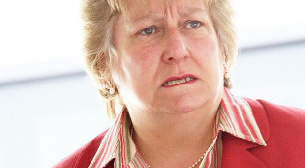Annabel Goldie says independence for Scotland would put the rest of the UK 'at risk'