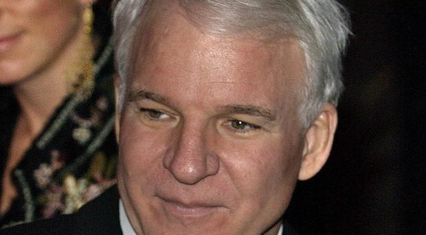 Steve Martin has won a top prize for his music