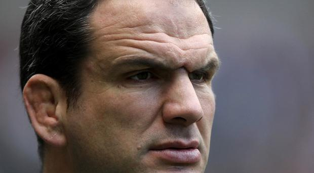England rugby manager Martin Johnson reprimanded three players for their conduct