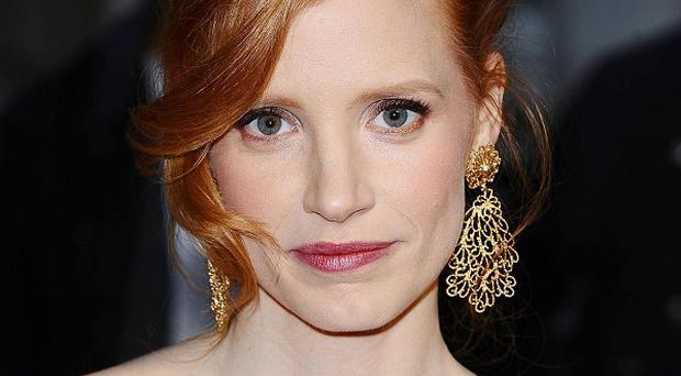 Jessica Chastain was intimidated to meet Helen Mirren