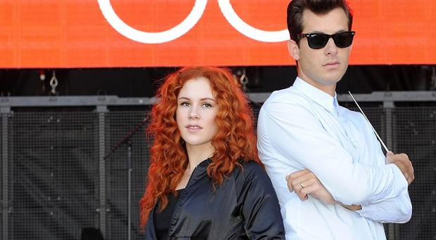 Mark Ronson and Katy B could be joining the torch relay