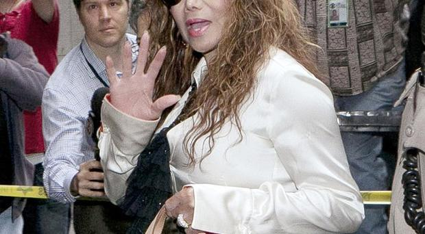Michael Jackson's sister La Toya will perform at a tribute concert for her brother in Wales next month (AP)