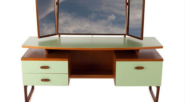 <b>1. 1950s Retro G Plan Dressing Table:</b><br/> Out of the Dark, £600. This mid-century beauty is one of a range of revamped vintage pieces from the social enterprise. 0845 519 2259, bouf.com