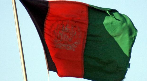 Two civilians have been killed in a motorcycle explosion in southern Afghanistan