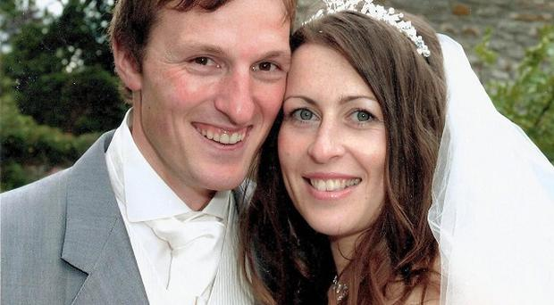 Ben and Catherine Mullany were attacked while on honeymoon in Antigua